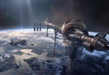 Лифт между Землей и космосом