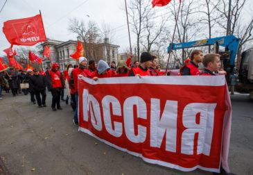 Сфальсифицированные выборы Владивостока