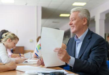 Собянина хотели снять с выборов мэра Москвы, но Мосгорсуд не позволил