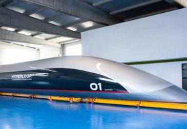 Транспорт будущего уже не просто фантазия!