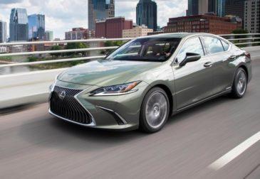 Комфорт и роскошь нового Lexus ES