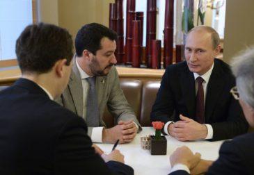 Италия намерена бороться за отмену антироссийских санкций