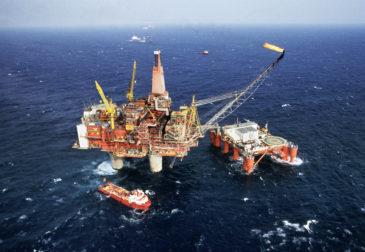Итальянская Eni больше не будет добывать нефть в Черном море