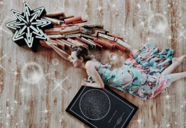 Книжные сцены Элизабет Саган