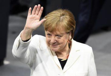 Меркель завершает политическую карьеру