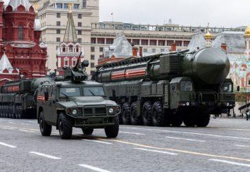 Россия может применить ядерное оружие теоретически