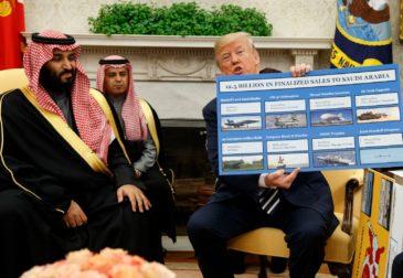 Саудовский принц поставил Трампа на место