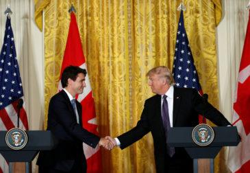 USMCA — «чудесное» торговое соглашение