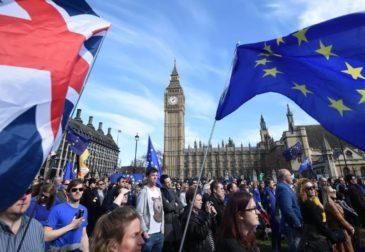 Brexit наконец сдвинулся с места