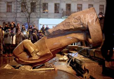 Куда делись 5500 статуй Ленина на Украине после Майдана?