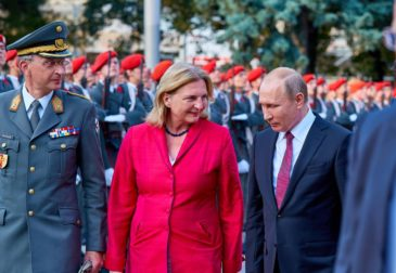 Как шпионский скандал повлияет на российско-австрийские отношения?