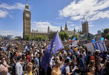 Лондон готов предложить России «новые» отношения