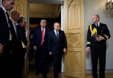 Макрон сорвал переговоры Трампа и Путина