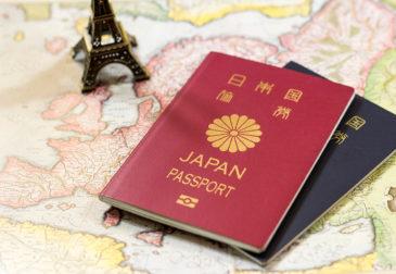 Ну почему я не японец?! Рейтинг лучших загранпаспортов
