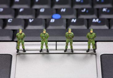 Российские кибердружины