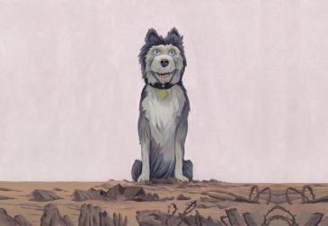 """Как различные художники видят """"Остров собак"""""""