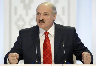 Газы Путина и Лукашенко