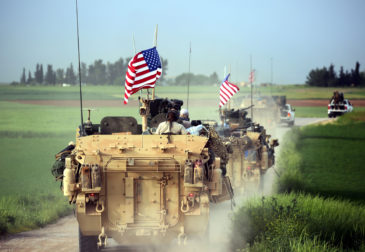 Американские войска уходят из Сирии