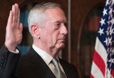 Джеймс Мэттис покидает пост главы Пентагона