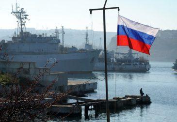 Крым оградился от Украины