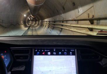 «Подземная телепортация» от Илона Маска