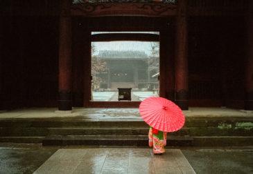 Повседневность как искусство в фотографиях Шина Ногучи