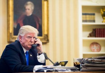Правительство США готовится к отставке