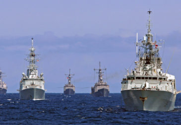 Турция строит военно-морскую базу на Черном море