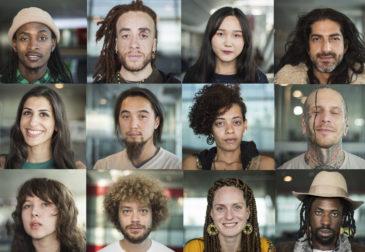 Уникальная красота людей со всего мира в проекте «100 лиц, 100 стран»