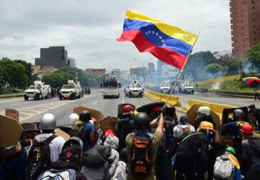 Венесуэльское противостояние