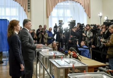 Украина закрыла избирательные участки в России
