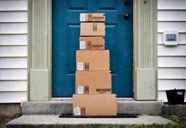 Amazon  — «компания всего»