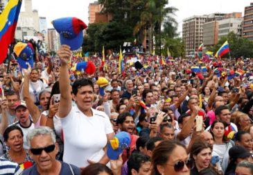 Американцы признали, что Россия наполовину права в отношении вмешательства США в Венесуэлу