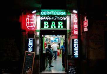Наследие Испании в фотопроекте «100 безмятежных баров Мадрида»