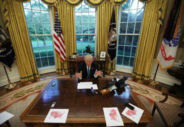 Белый дом разрабатывает режим ЧП для США