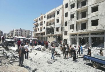 Путин, Эрдоган и Роухани об урегулировании сирийского кризиса