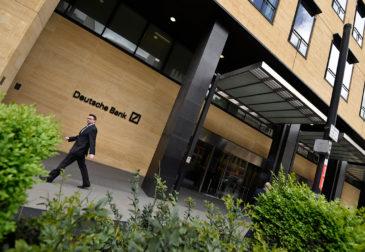 Немецкие банки выступают за смягчение антироссийских санкций