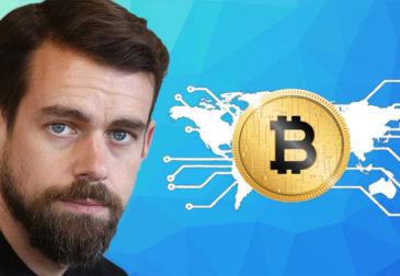 Директор Twitter Джек Дорси назвал биткоин «будущей единой валютой»  человечества