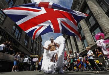 США положат конец криминализации гомосексуализма