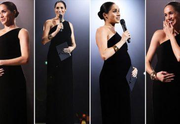 Меган Маркл знает, что может себе позволить во время беременности