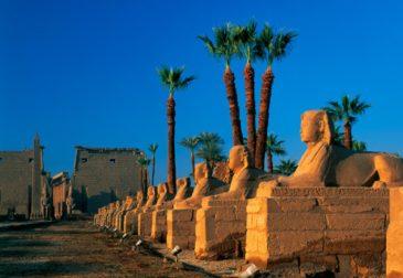 Найден пропавший артефакт короля Аменхотепа I