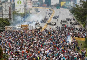 США за незаконную смену власти не только в Венесуэле