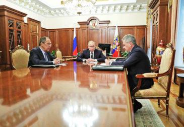 Россия и США: ракетный договор приостановлен