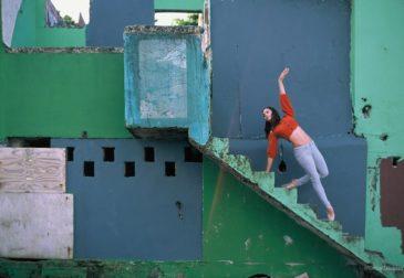 Танцы на развалинах Пуэрто-Рико