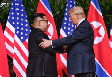 Трамп назвал Ким Чен Ына «Великим Лидером», добавив, что у Северной Кореи удивительный потенциал