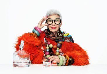 В 97 лет Айрис Апфель стала моделью в американском агентстве IMG