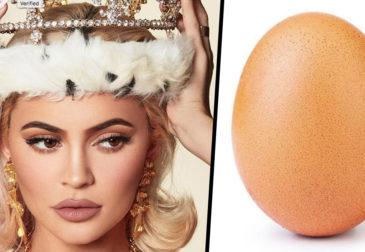 Яйцо, которое «взорвало» Instagram