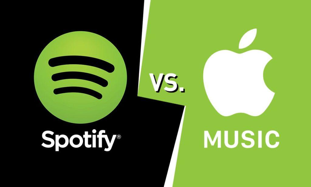 Spotify подал официальную жалобу наApple