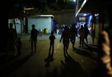 Венесуэлу оставили без электричества