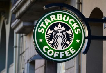 Обновленный формат всеми любимого Starbucks